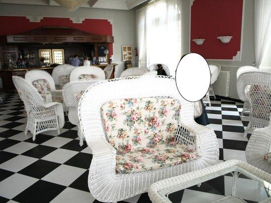 Hotel Balneario de las Salinas: Cafetería