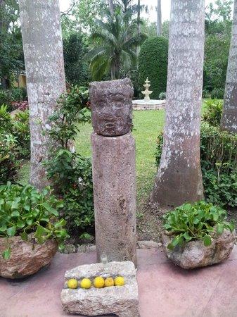 Hacienda Chichen: le parc