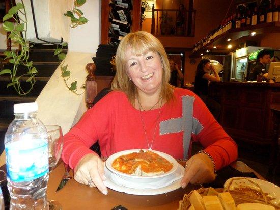 Vera Cruz : la cena