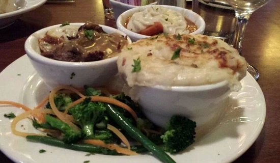 Restaurant at St. Brendans Irish Inn: Samplers