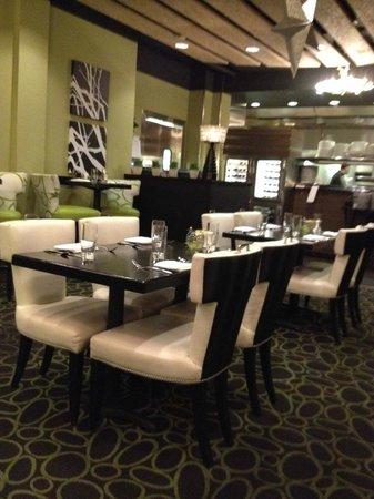 The Oxford Hotel : Restaurante elegante