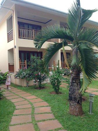 Pirogue Lodge : Отель
