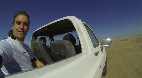 Rihana Guest House: Kite surf trip