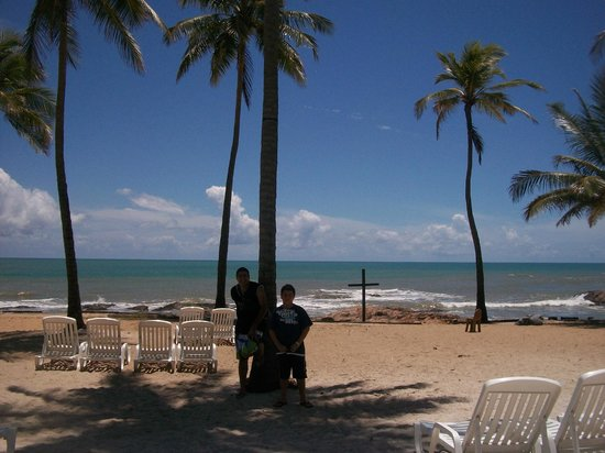 Sauipe Resorts: playa