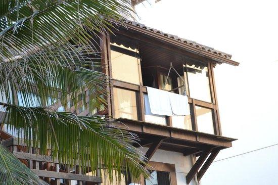 Pontal Hostel : suite superior