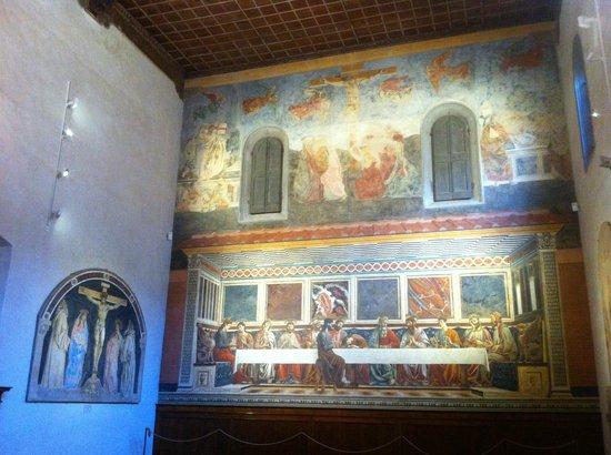 Cenacolo di Sant'Apollonia: Cenacolo di Andrea del Castagno