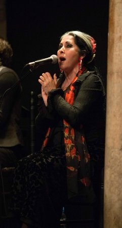Museo del Baile Flamenco: Шоу