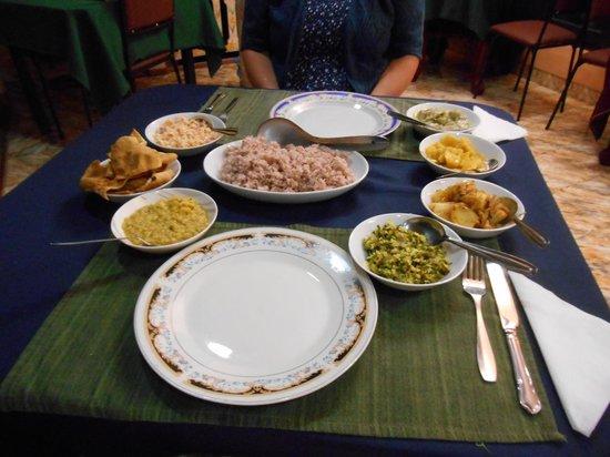 Sun Top Inn: Bestes Essen auf unserer Reise