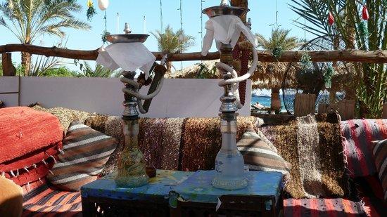 Tropicana Azure Club: Bedoiun tent