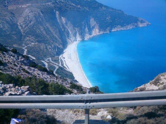 Cephalonia Palace Hotel: plaża mirtowa