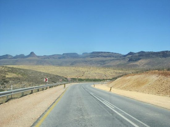 Springbok Hotel : On the way south