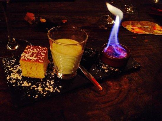 Les Parigots : Le café gourmand des parigots