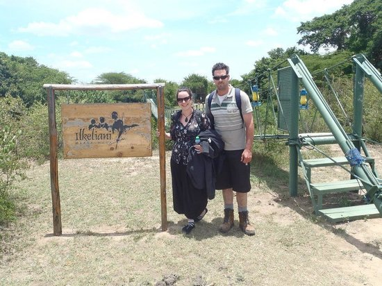 Ilkeliani Camp: Arriving in Ilkeliani