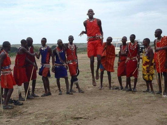 Ilkeliani Camp: Nature Walk & Maasi Village Visit