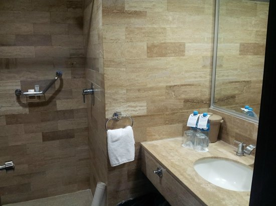 Gamma Campeche Malecon: la salle de bains