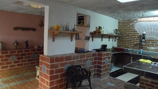 Casa Carlos y Graciela: inside house