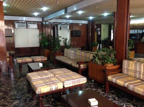 Hotel Tropical Inn: Lobby