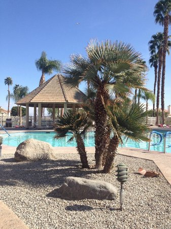 Desert Breezes Resort: Main pool