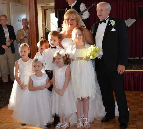 St Johns Rivership Company : With our grandchildren