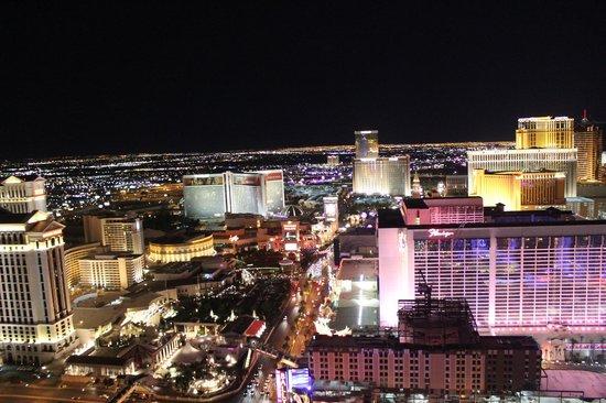 Eiffel Tower Experience at Paris Las Vegas : Sites from Paris