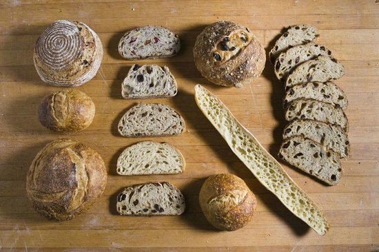 Nashoba Brook Bakery : Bread