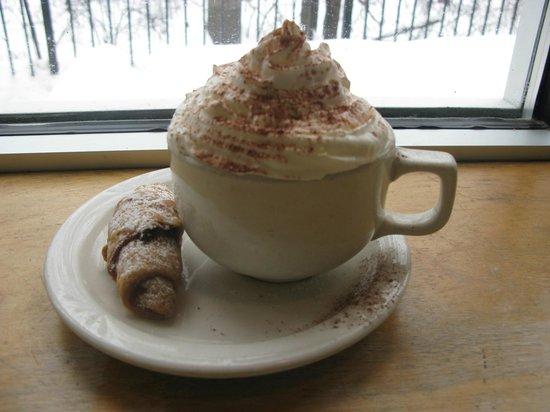 Nashoba Brook Bakery : Cappuccino