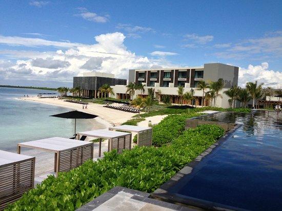 Nizuc Beach Picture Of Nizuc Resort And Spa Cancun