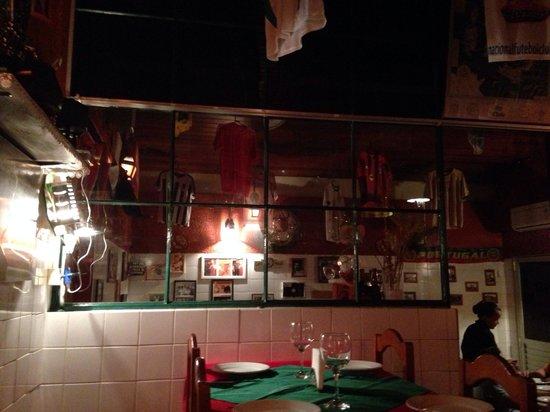 Cantina Don Domenico: Detalhes do restaurante