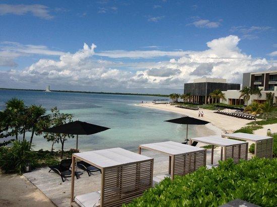 NIZUC Resort and Spa: nizuc beach