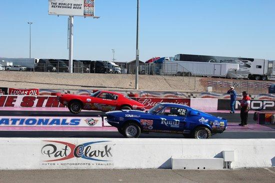 The Neon Garage Picture Of Las Vegas Motor Speedway Las