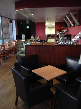 Flitwick Lounge Coffee house