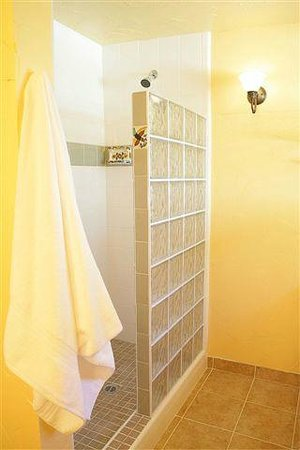 Old Ranch Inn: Walk-in Shower