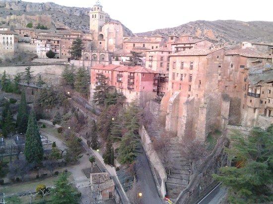 Hotel Albarracin: otra vista