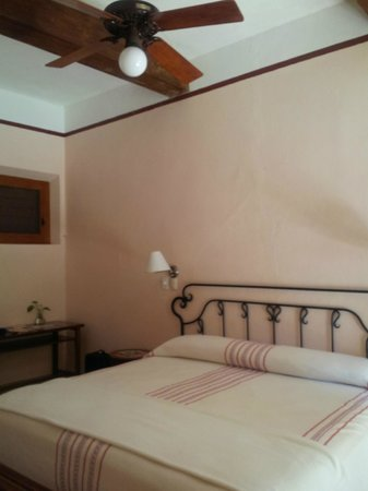 Hotel Hacienda Uxmal Plantation & Museum: notre chambre
