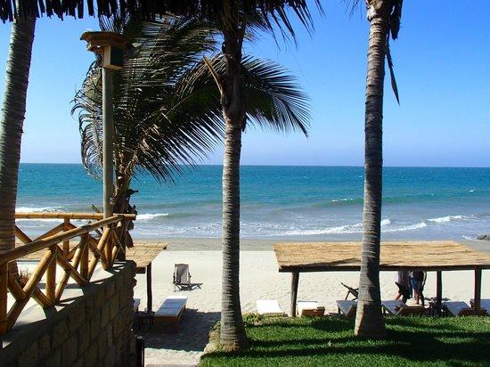 Casa de Playa Bungalows y restaurant: Beautiful hotel