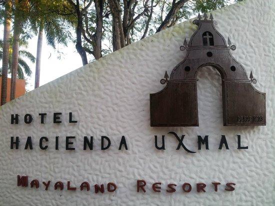 Hotel Hacienda Uxmal Plantation & Museum: l'hôtel