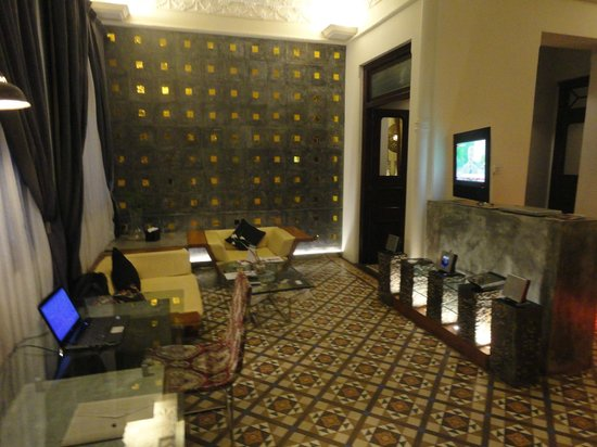 Casa Colombo: Room