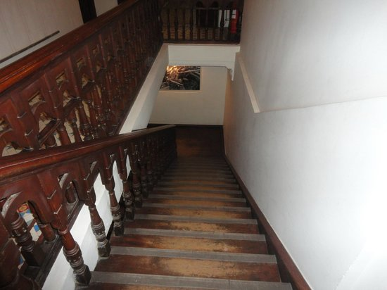Casa Colombo: Stairs