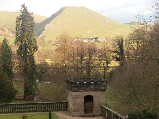 Ilam Park: Dove Dale Valley from Ilan Hall