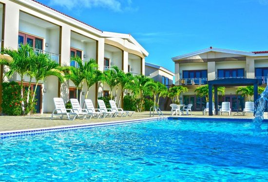 Aruba Breeze Condominium: Phase 1 Pool
