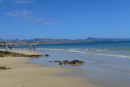 H10 Tindaya : la spiaggia