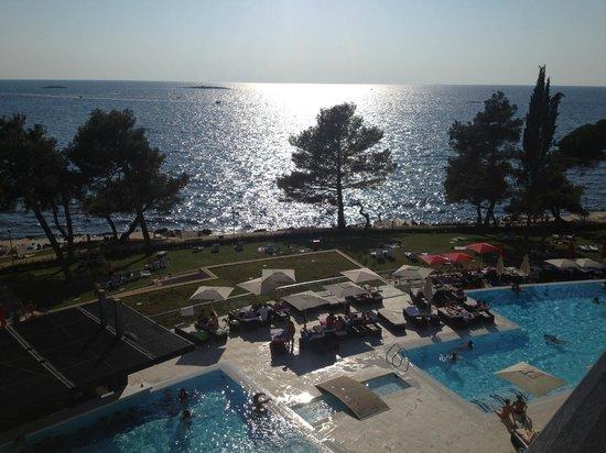 Hotel Laguna Parentium: Room View