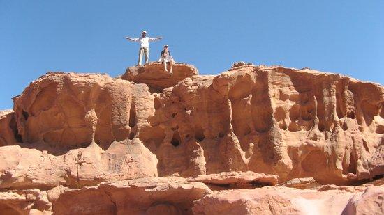 Wadi Rum Candles Camp: Wadi Rum