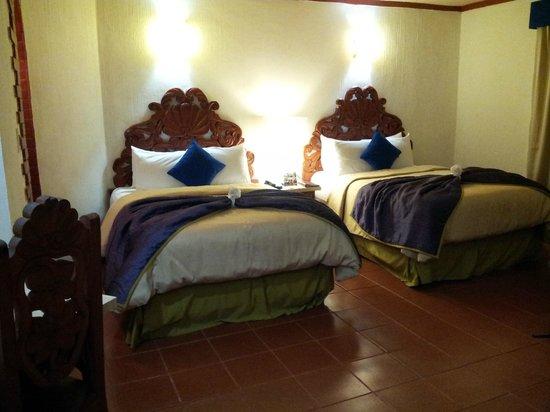 Ecotel Quinta Regia: notre chambre