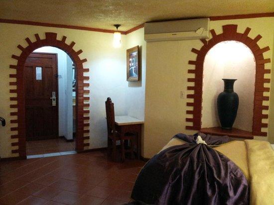 Ecotel Quinta Regia : notre chambre