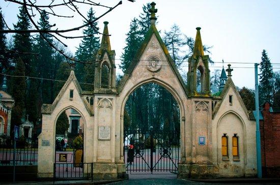 مقبرة ليتشاكيف