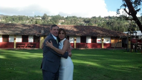 Pueblito de Yerbabuena: wedding day at Pueblito
