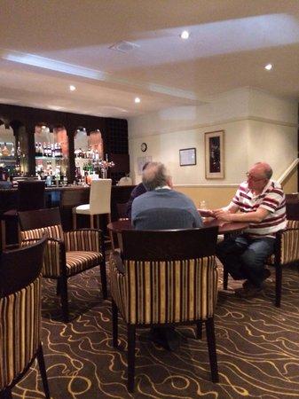Cheltenham Regency Hotel: Bats area