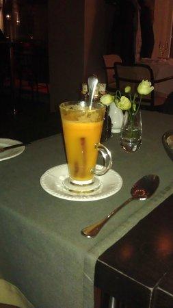 Neiburgs Restaurant : Зимняя Облепиха