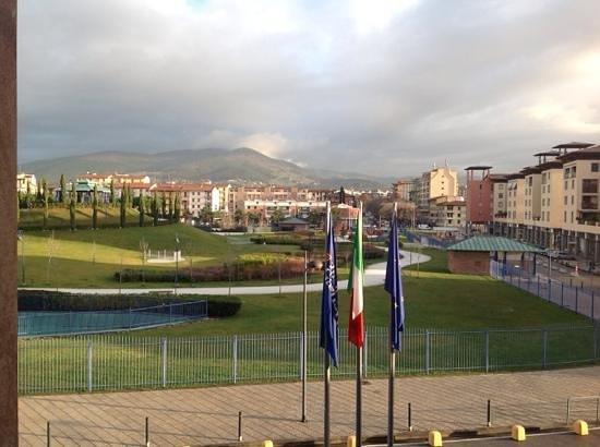 Hilton Garden Inn Florence Novoli: View from room 128